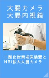 大腸カメラ 大腸内視鏡 二酸化炭素送気装置NBI大腸カメラ