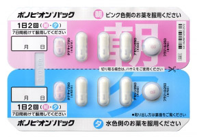 ピロリ菌がいた場合の治療薬