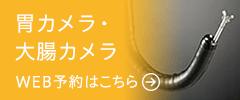 胃カメラ・大腸カメラWEB予約